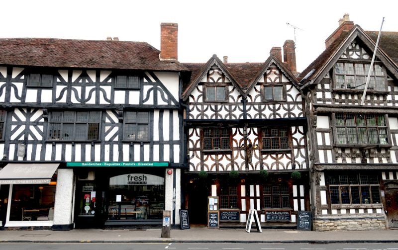 Stratford-Upon-Avon - Day Trips From London